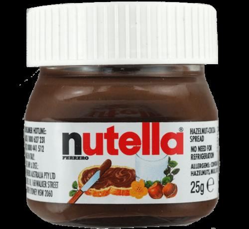 Nutella Klein potje Nutella