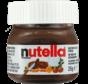 Klein potje Nutella