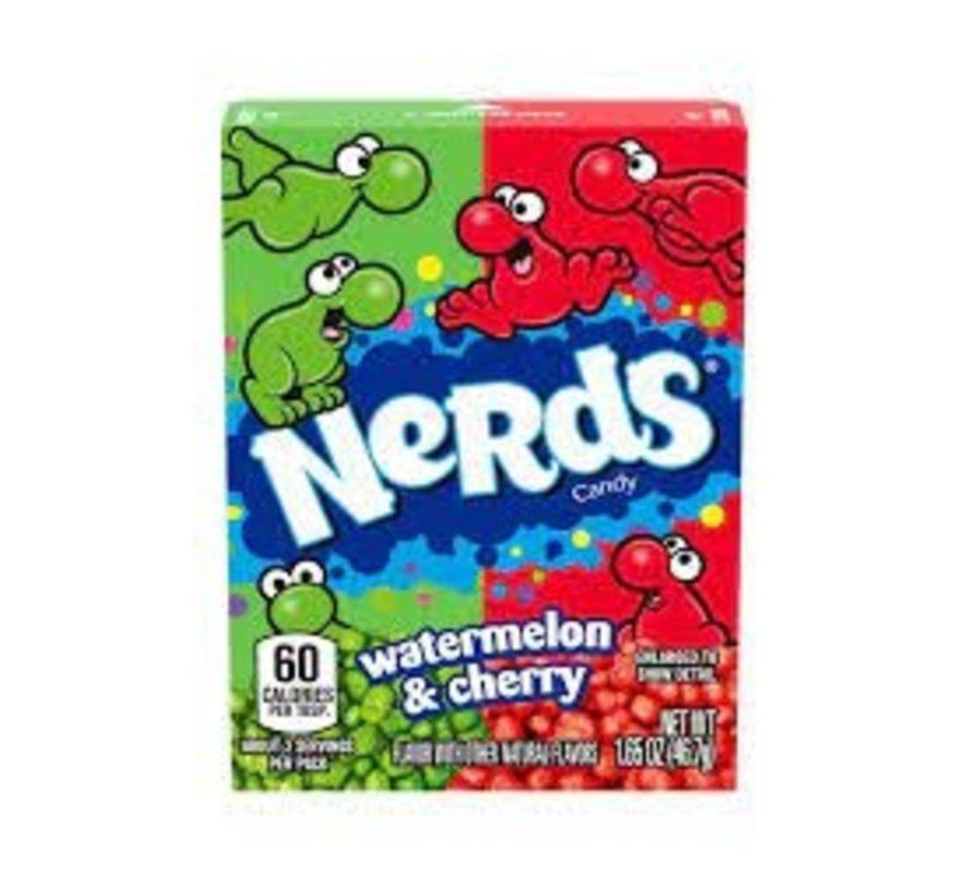 Nerds Watermelon Cherry snoep
