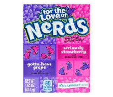 Nestlé Nerds Grapes & Strawberries