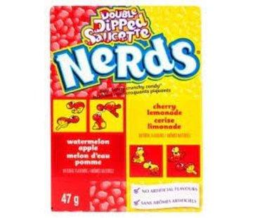 Nestlé Nerds Double Dipped