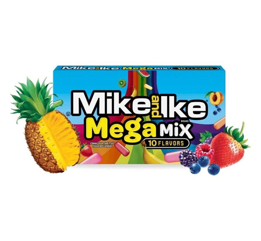 Mike & Ike Mega Fruit Mix snoep