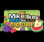 Mike & Ike Mega Sour Mix snoep
