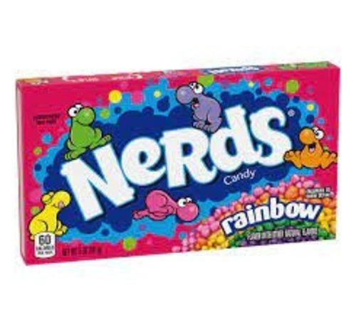 Nestlé Nerds Rainbowmix snoep