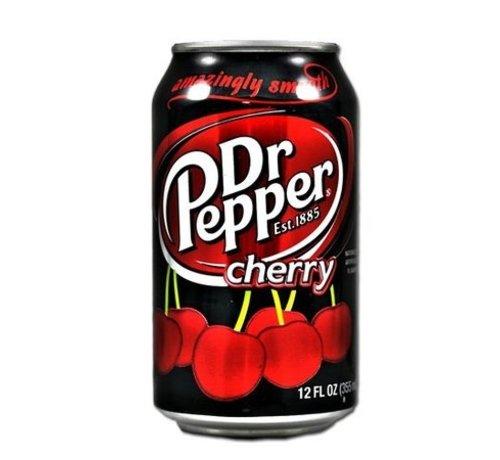 Dr. Pepper Dr. Pepper Cherry frisdrank