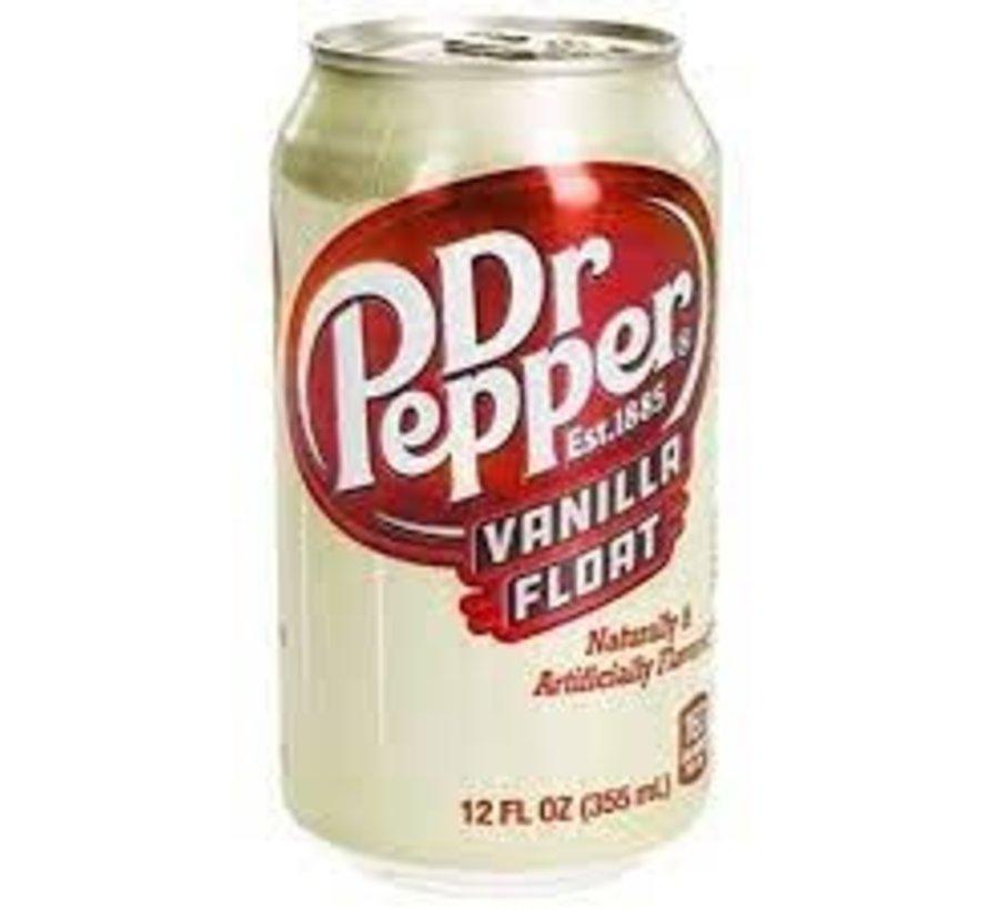 Dr. Pepper Vanilla frisdrank