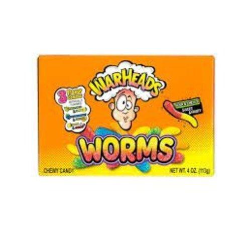 Warheads Warhead Worms snoep