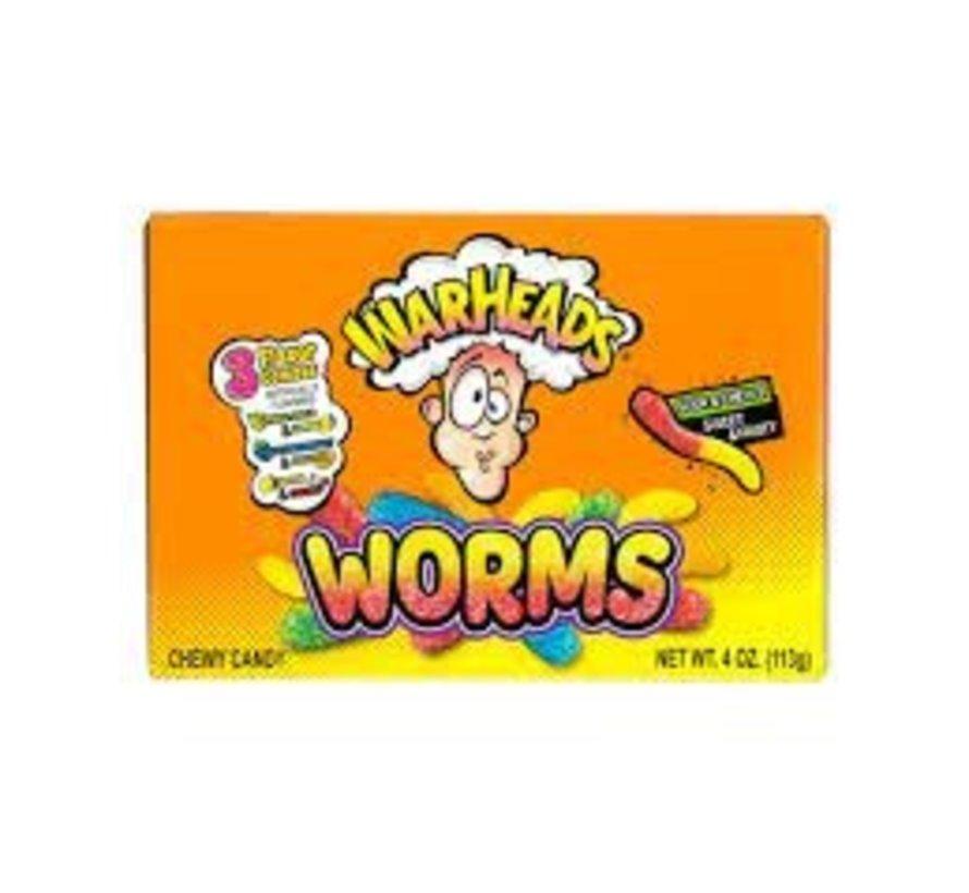 Warhead Worms snoep