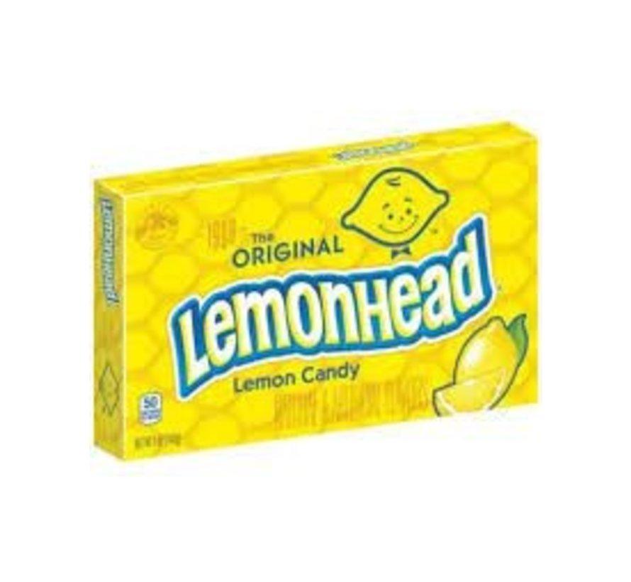 Lemonhead Lemon Candy