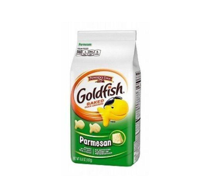 Goldfish Baked Snack Crackers Parmesan
