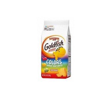Pepperidge Farm Goldfish Crackers Color Cheddar