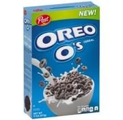 Oreo Oreo O's Cereal