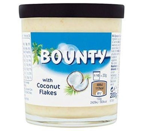 Bounty Bounty Spread