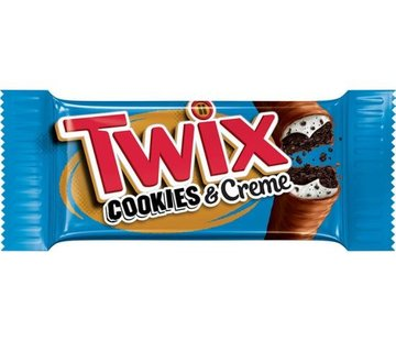 Twix Twix Cookies & Creme