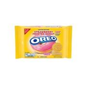 Oreo Oreo Strawberry Frosted Donut