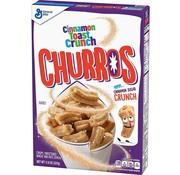 Cinnamon Toast Crunch Cinnamon Toast Crunch Churros
