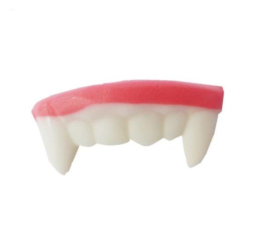 Gebitten/ dracula tanden