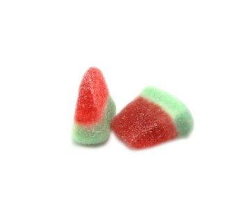 Watermeloen stukjes