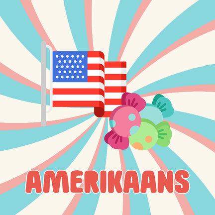 Amerikaans snoepgoed