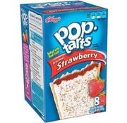 Kellogs Pop Tarts Strawberry