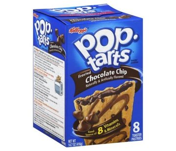 Kellogs Pop Tarts Chocolate Chip