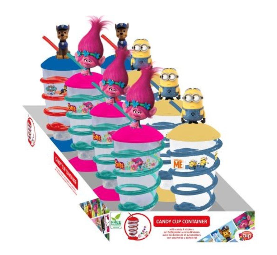 Bip Candy Cup Container Eenhoorn