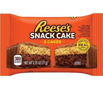Hershey Reese's Snack Cake
