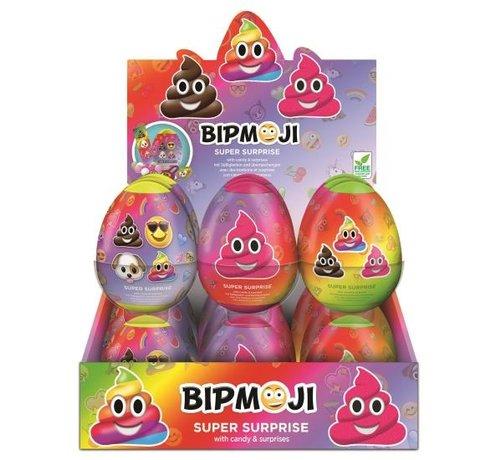 Bip Bipmoji Surprise Egg Smiley