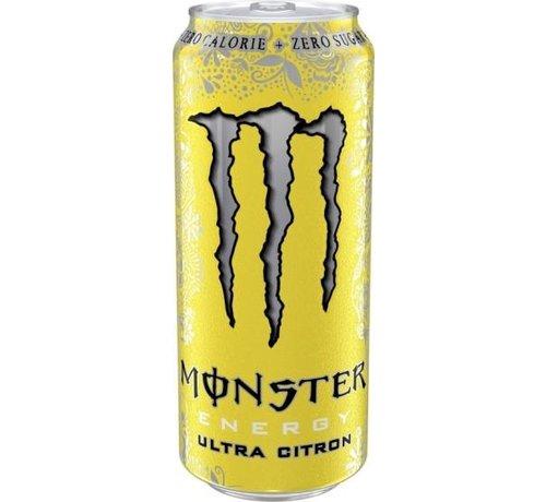 Monster Energy Monster Energy Ultra Citron