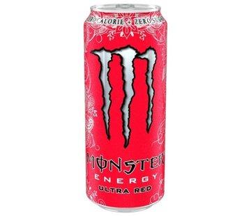 Monster Energy Monster Energy Ultra Red