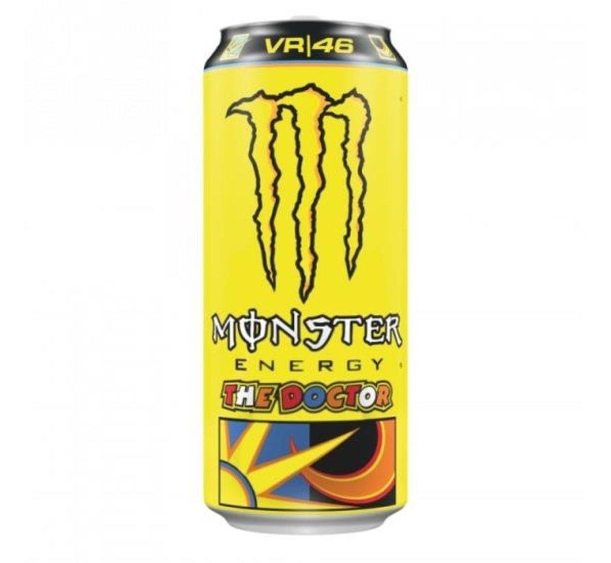 The Doctor Monster Energy