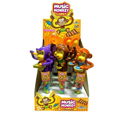 Music Monkey Piano