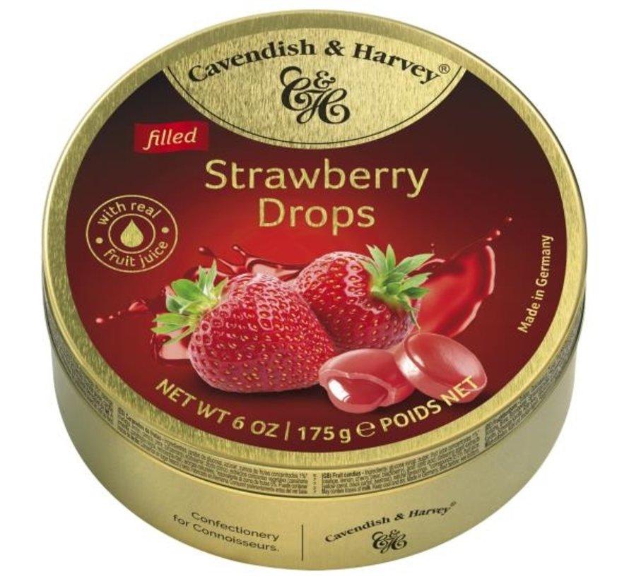 Cavendish & Harvey Filled Strawberry