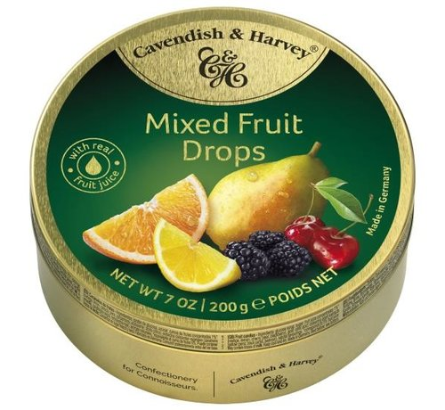 Cavendish & Harvey Cavendish & Harvey Mixed Fruit