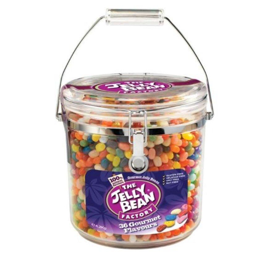 Jelly Bean Monster Jar