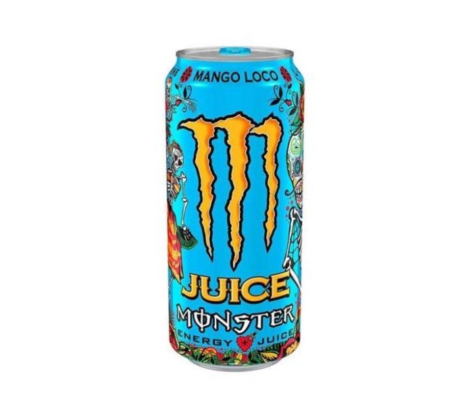 Monster Energy Juiced Mango Loco