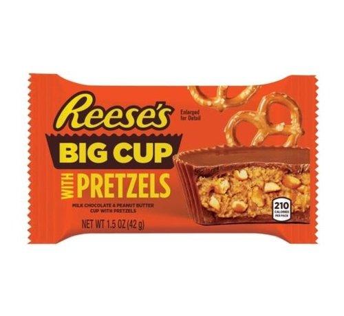 Hershey Reese's Big Cup Pretzels