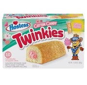 Hostess Brands Twinkies Limited Edition Cotton Candy