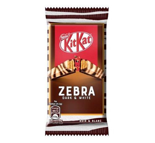 Nestlé KitKat Zebra