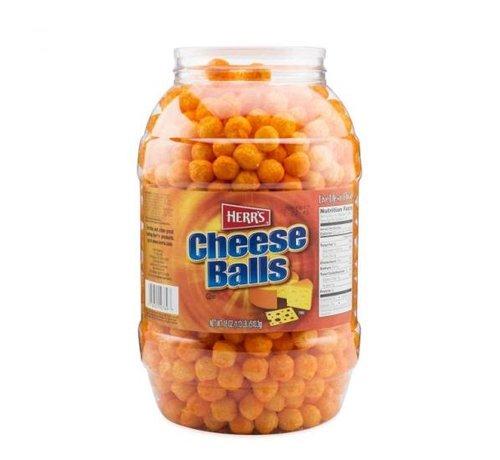 Herr's Herr's Cheese Balls
