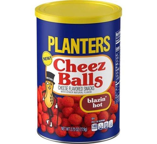 Planters Planters Cheez Balls Blazin Hot