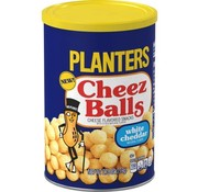 Planters Planters Cheez Balls White Cheddar