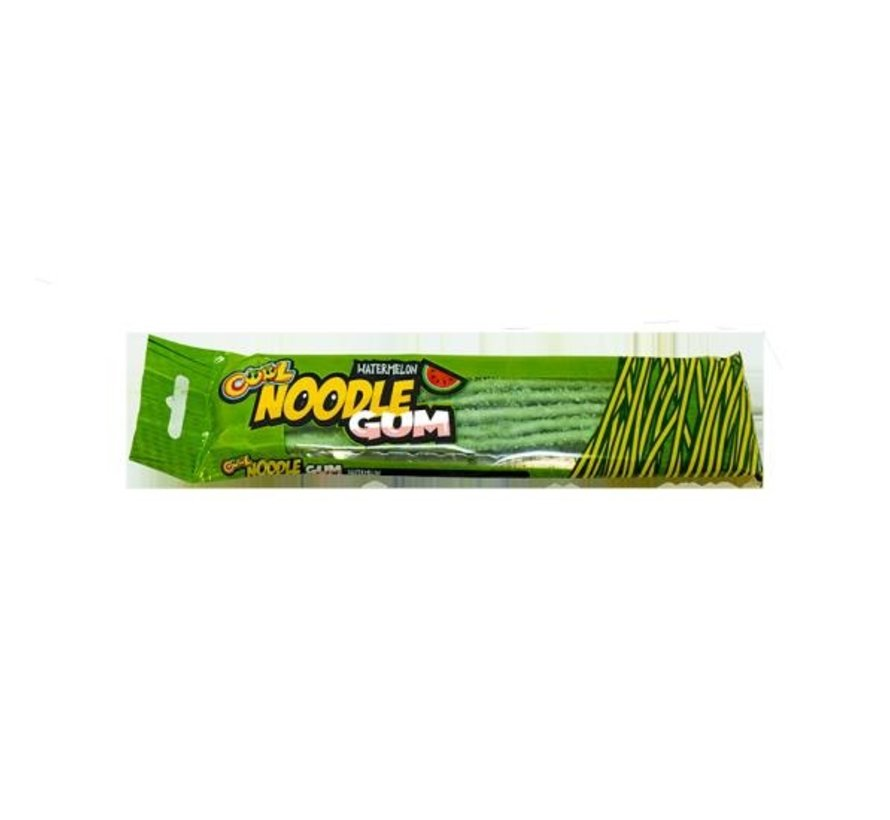 Noodle Gum Watermelon