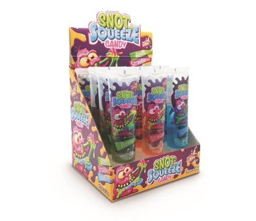 Snot Squeeze Candy Raspberry