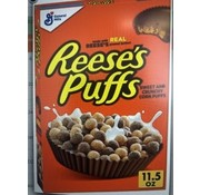 reese's puffs cereals