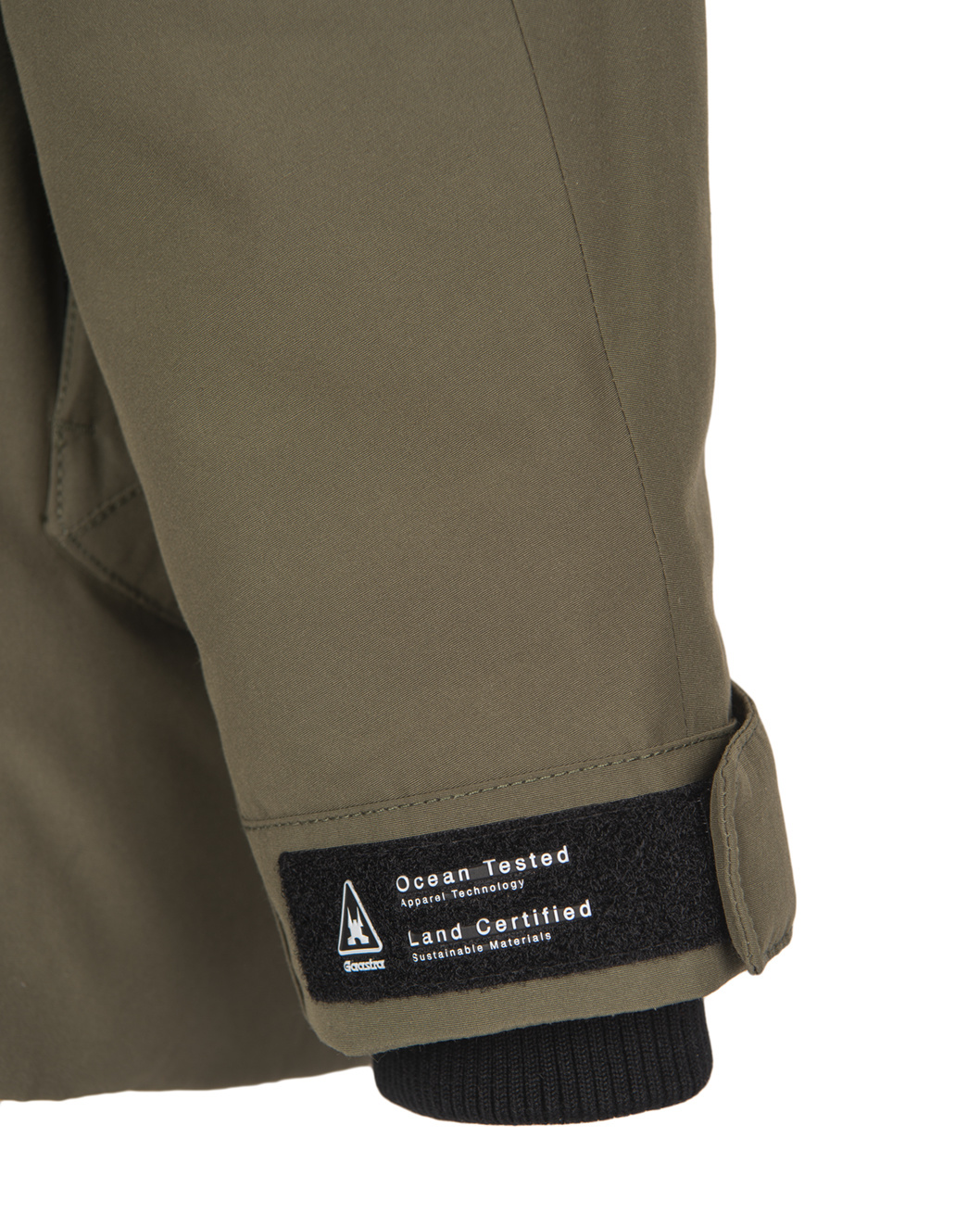 Parka Victory with detachable inner collar