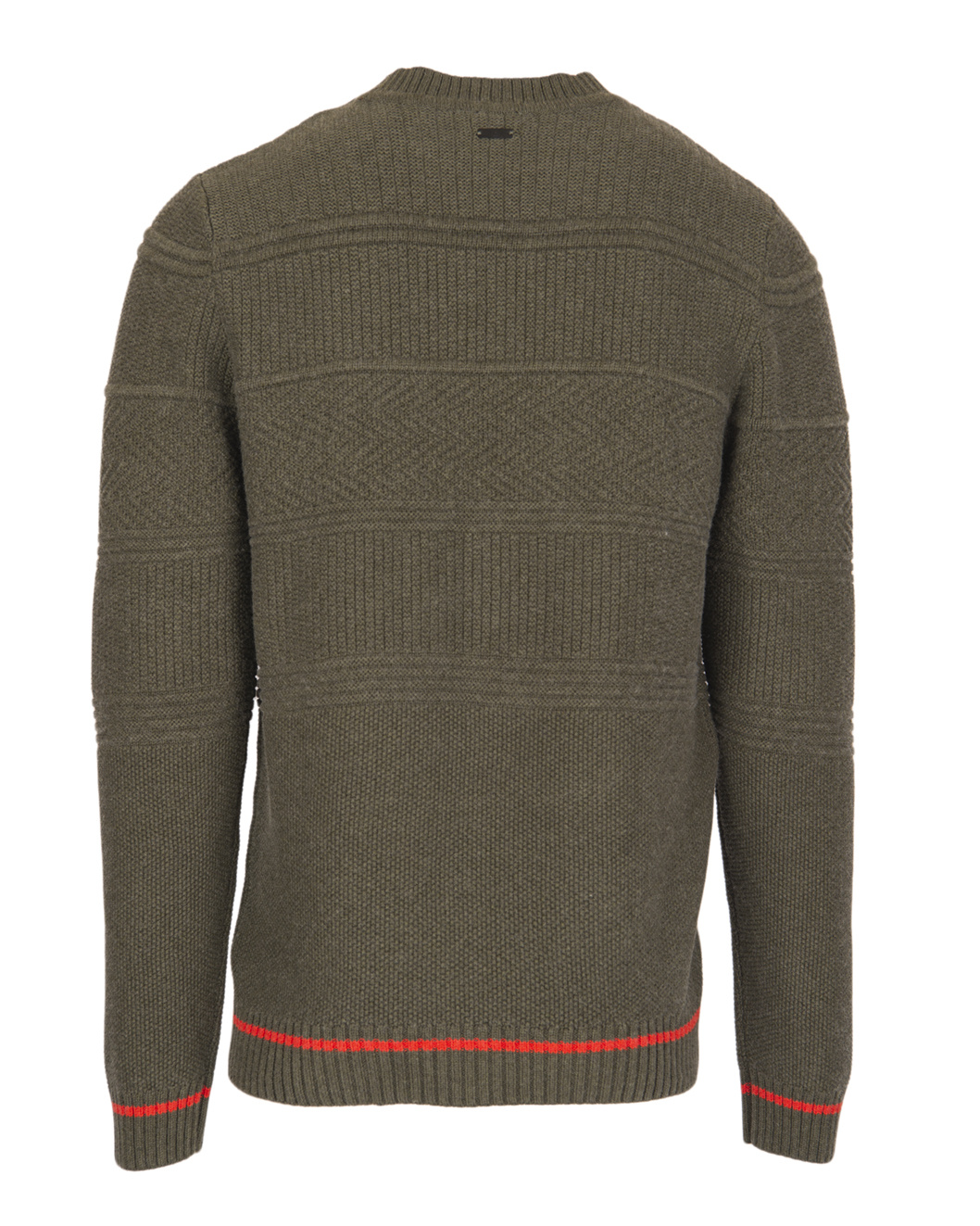 Knitted sweater Knot