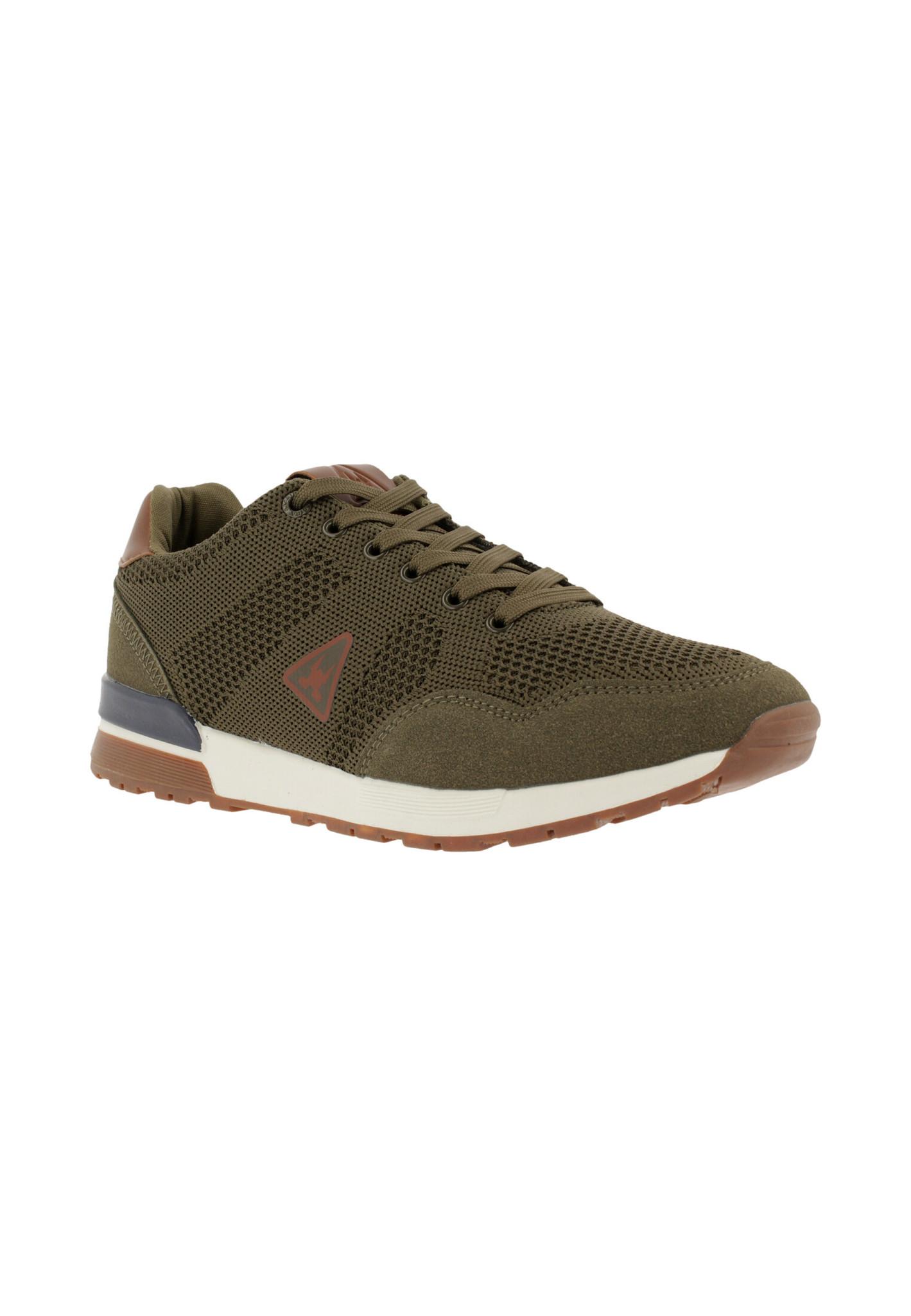 Sneaker LAMAR KNT  Olive green