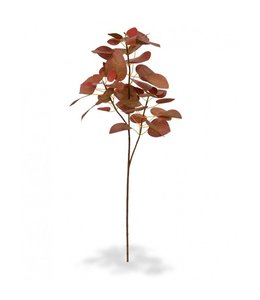 Cercis Canadensis kunsttak 80 cm rood
