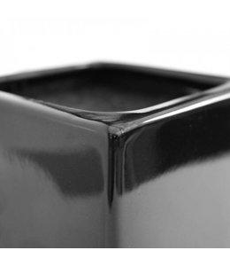Kubis zwart 9x9 met vulling
